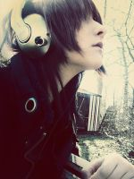 hueg headphones by x-Marionette-x