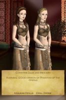 Hannabal Slave Girls-2004 Version by EriksAngelOfMusic22