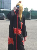 Deidara cosplay 6 by Mrthree92