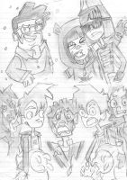 Night of the Living McFizzles by Nicktoon-Grl