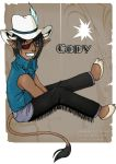 Art trade - Cody by jayoku