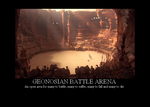 Geonosian Battle Arena by Winter-Phantom