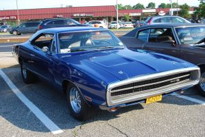 1970 DODGE Charger R/T by HardRocker78