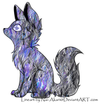 wolf adopt ---closed-- by Claddle