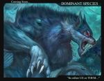 DS WEREWOLF Preview by ChuckWalton