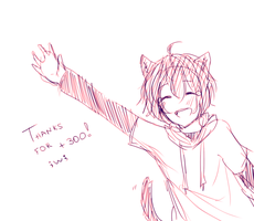 THANKS A LOT by Paint-kyn