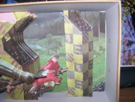 Harry Potter 3D Box by smileymileysworld