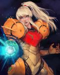 Samus Aran by Shino-X