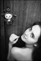 Cheburashka by D-August