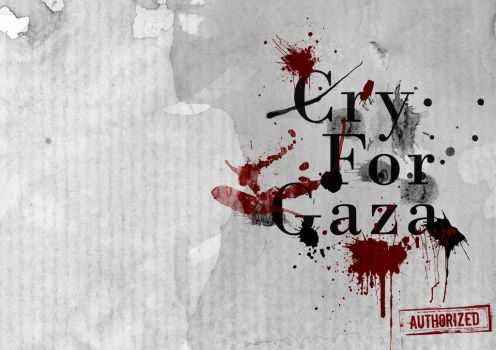 Cry For Gaza by hakimiliyas