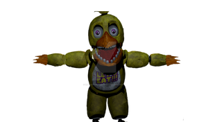 NOT-OLD chica by NachoTheDorito