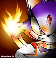Blaze the cat Malice by tramneo