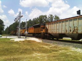 Big Northbound at Rayford RD II by SwiftWindSpirit