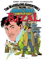 Amazing Doctor Rizal Cover by tagasanpablo
