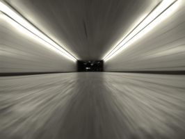 Longest tunnel by darkeyesly