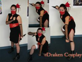 Draken Cosplay by LadySquall