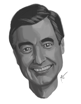 Mr Rogers - Smilin' As Usual by pokerins