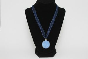 Katara Water Tribe Necklace - Avatar by ArtOverChaos