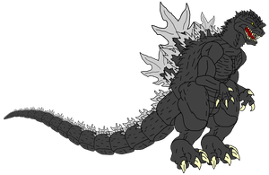 Godzilla Animation Model 02 by KingAsylus91
