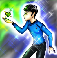 The Heart of The Young Vulcan by IchiOfTheRainbow