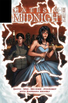 Gates of Midnight Issue #1 Cover (Standard) by mirana