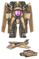 Pachybot Blitzwing by Jochimus
