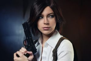 Juli Kidman - The Evil Within cosplay by LuckyStrike-cosplay