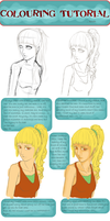 -- Colouring Tutorial -- by rivaste