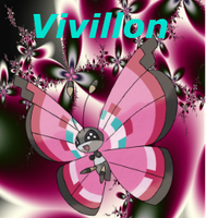 Vivillon by PokeWaffle