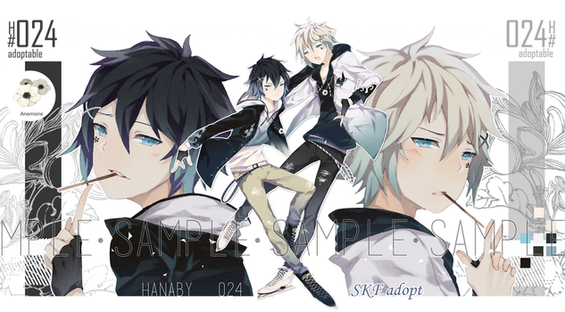 [CLOSED TY!] Special Hanaby 24_HANABY-ON ICE! by Skf-Adopt