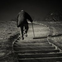 Life stairs by slatkatajna