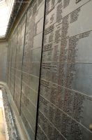 Wall of Names by saxartist05