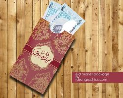 Eidya envelopes by razangraphics