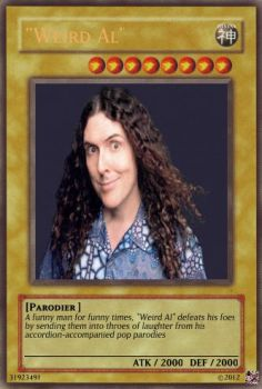 Weird Al Yankovic by Flyboy254