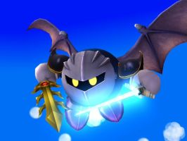Meta Knight Wants To Be a Jedi by TheTweedleTwins