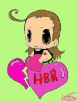 Little HBK by JashinsDarkAngel