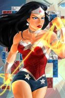 Wonder Woman - Warpath by Bostonology