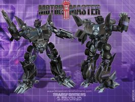 WP TF Movieverse Motormaster by Mazzon