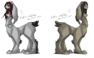 Rabbit-Taurs. +Closed+ by Stephys-Adoptables