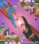 SuperFriends Universe of Evil by Gonzo1701