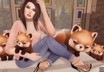 SL: Give Me Some Pandas by CryssieCarver