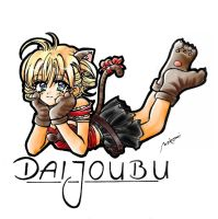 a mascot for our cosplay-group by nekoli