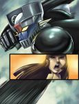 Mazinger Z by toonfed