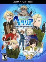 World Fighting Championship by Hetalia