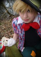 hello,my name is hatter by TemGaa