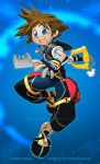 Kingdom Hearts 2 by Banzchan