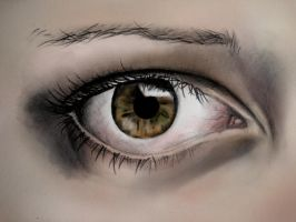 Colour eye study by JD3366