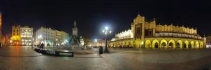 Cracow Panorama by jeremi12