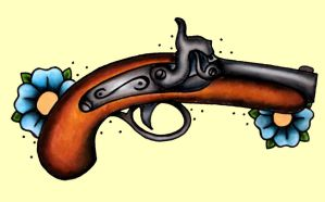 Flintlock by VoodooKatTattooer