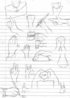 hand practice by pichuspokeball